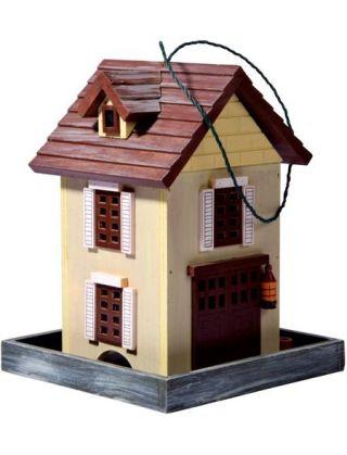 Vogelhaus »Firestation«, BxTxH: 18x18x23 cm