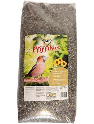 Vogelfutter »Sonnenblumenkerne«, gestreift, 25 kg
